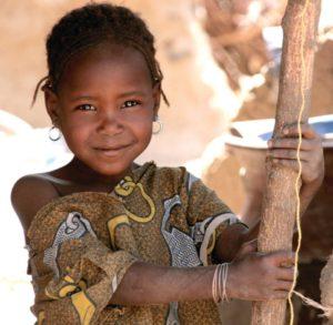 Brochure cover heureuse wash - L'Organisation pour la Prévention de la Cécité (OPC) encourage le renforcement des systèmes de santé oculaire et lutte pour le droit à la vue des populations les plus négligées en Afrique francophone.