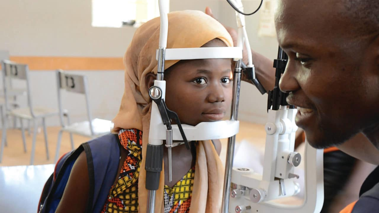The Organization for the Prevention of Blindness (OPC) has launched #FORESIGHT