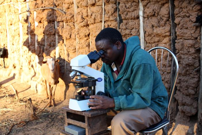 L'Organisation pour la Prévention de la Cécité (OPC) lutte contre les maladies oculaires cécitantes